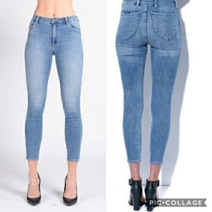 Rollas Jeans Westcoast Super Skinny High Waisted